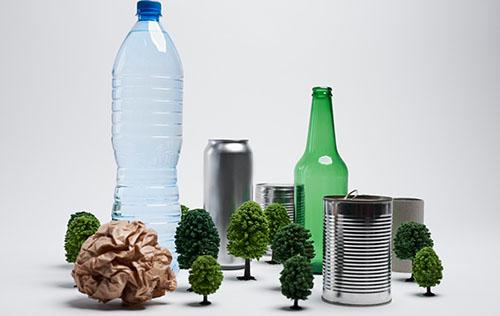 Disposición de residuos
